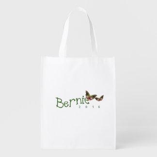 Bernie 2016 - Bernie Sanders For President Bag Grocery Bags