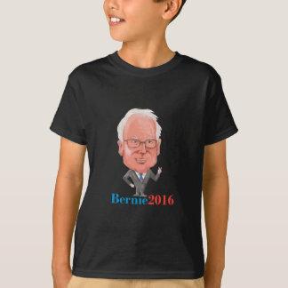 Bernie 2016 Democrat President Caricature T-shirt