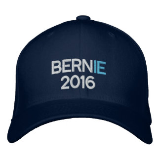Bernie 2016 embroidered baseball caps