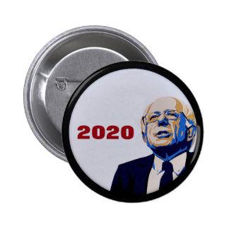 Bernie 2020 2 inch round button