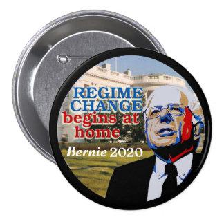 Bernie 2020 3 inch round button