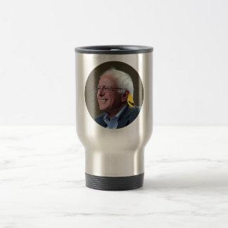 Bernie and Bird Travel Mug