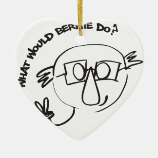 Bernie Anna Final Ceramic Ornament