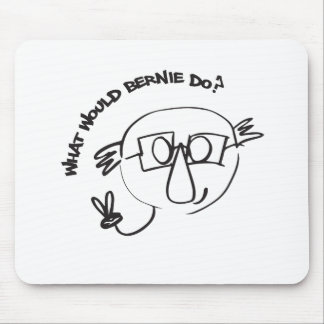 Bernie Anna Final Mouse Pad