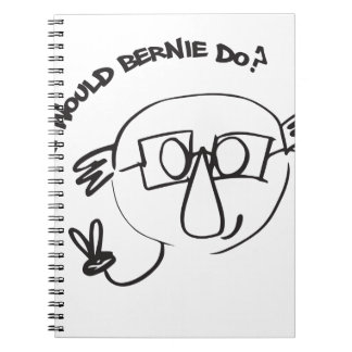 Bernie Anna Final Spiral Notebook
