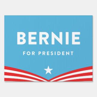 Bernie for President Sign