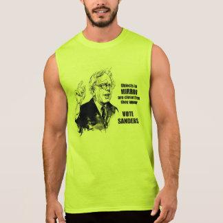 Bernie in 2016 sleeveless shirt