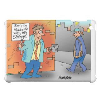 Bernie Madoff iPad Cases