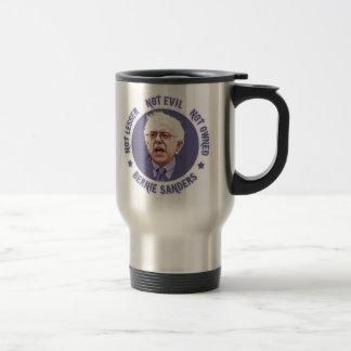 Bernie - Not Lesser Travel Mug