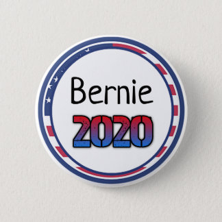 Bernie or President Election 2020 2 Inch Round Button