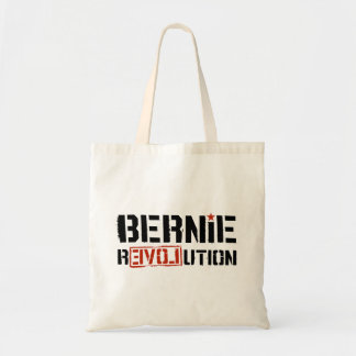 Bernie Revolution Tote Bag