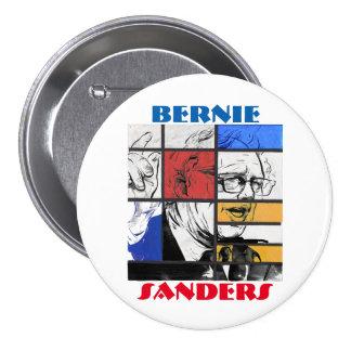 Bernie Sanders '16 3 Inch Round Button
