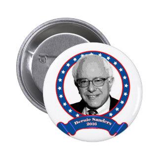 Bernie Sanders 2016 button. 2 Inch Round Button