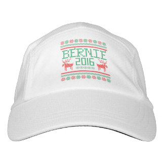 Bernie Sanders 2016 President Ugly Holiday Sweater Headsweats Hat