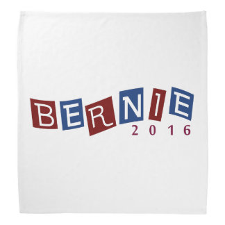 Bernie Sanders 2016 Presidential Election Bandanna