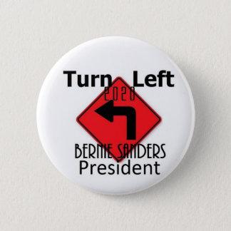 Bernie SANDERS 2020 2 Inch Round Button