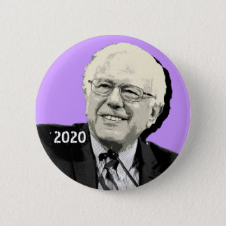 Bernie Sanders 2020 change badge 2 Inch Round Button