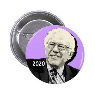 Bernie Sanders 2020 change badge 2 Inch Round Button