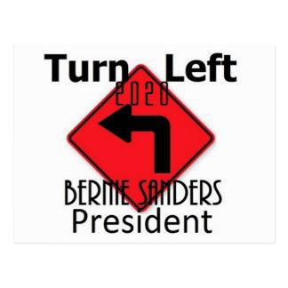 Bernie SANDERS 2020 Postcard