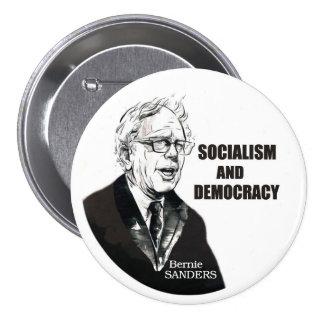 Bernie Sanders 3 Inch Round Button