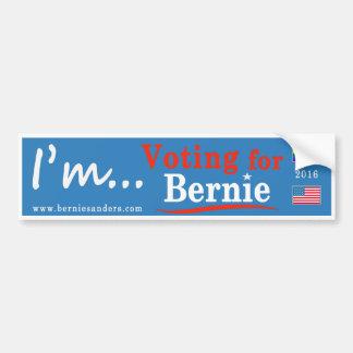 Bernie Sanders Bumper Sticker