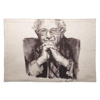 Bernie Sanders by Billy Jackson Placemat