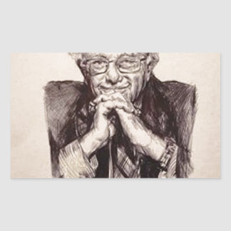 Bernie Sanders by Billy Jackson Sticker