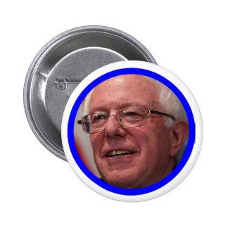 Bernie Sanders Customizable Pin Button