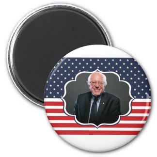bernie sanders flag magnet