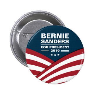 Bernie Sanders for President 2016 2 Inch Round Button
