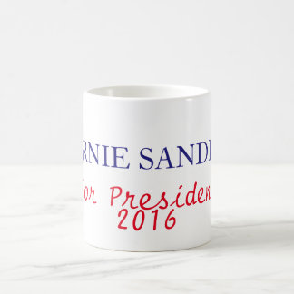 Bernie Sanders for President 2016 Coffee Mug