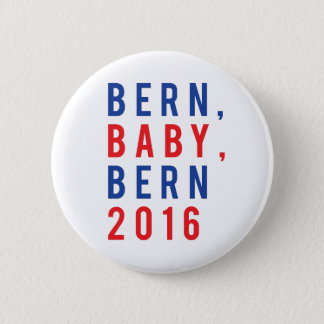 Bernie Sanders for President 2016 Election 2 Inch Round Button