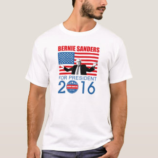 Bernie Sanders For President 2016 T-shirts