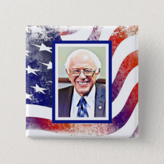 Bernie Sanders for President 2020 Button Support