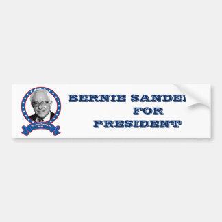 Bernie sanders for president bumper sticker. bumper sticker