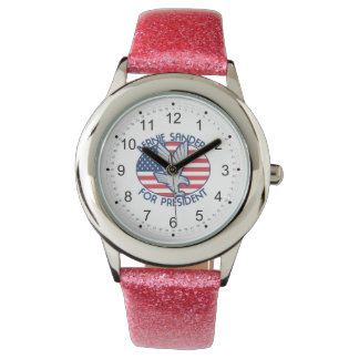 Bernie Sanders for President with Eagle Watch