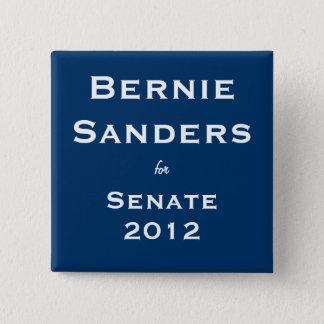 Bernie Sanders for Senate 2 Inch Square Button
