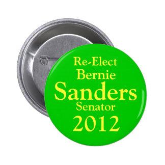Bernie Sanders for US Senate 2 Inch Round Button