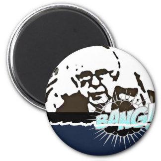 Bernie Sanders Fridge Magnet