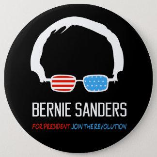 Bernie Sanders - Join The Revolution 6 Inch Round Button