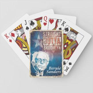 Bernie Sanders Playing Cards
