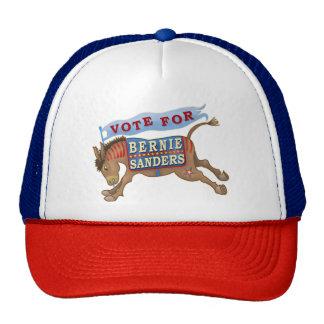 Bernie Sanders President 2016 Democrat Donkey Trucker Hat
