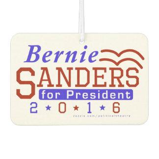Bernie Sanders President 2016 Election Democrat Air Freshener