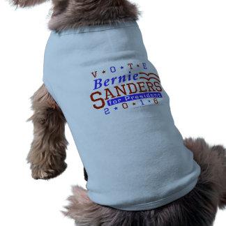 Bernie Sanders President 2016 Election Democrat Doggie Tee