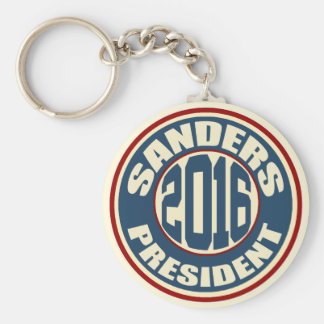 Bernie Sanders President 2016 Keychain
