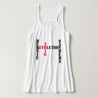 Bernie Sanders Revolution Tank Top