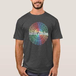 Bernie Sanders Shirt v.4 | Retro Circle Colorburst