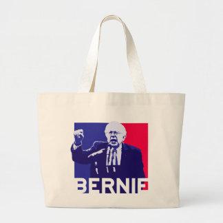 Bernie Sanders Speech Jumbo Tote Bag