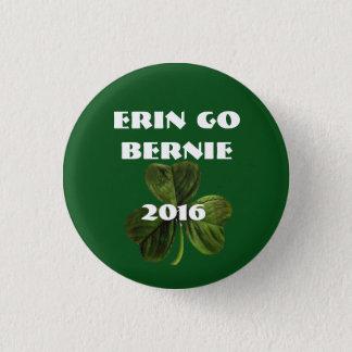 Bernie Sanders St. Patrick's Day Button