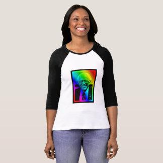 Bernie Sanders Support Digital Art LGBT Shirt